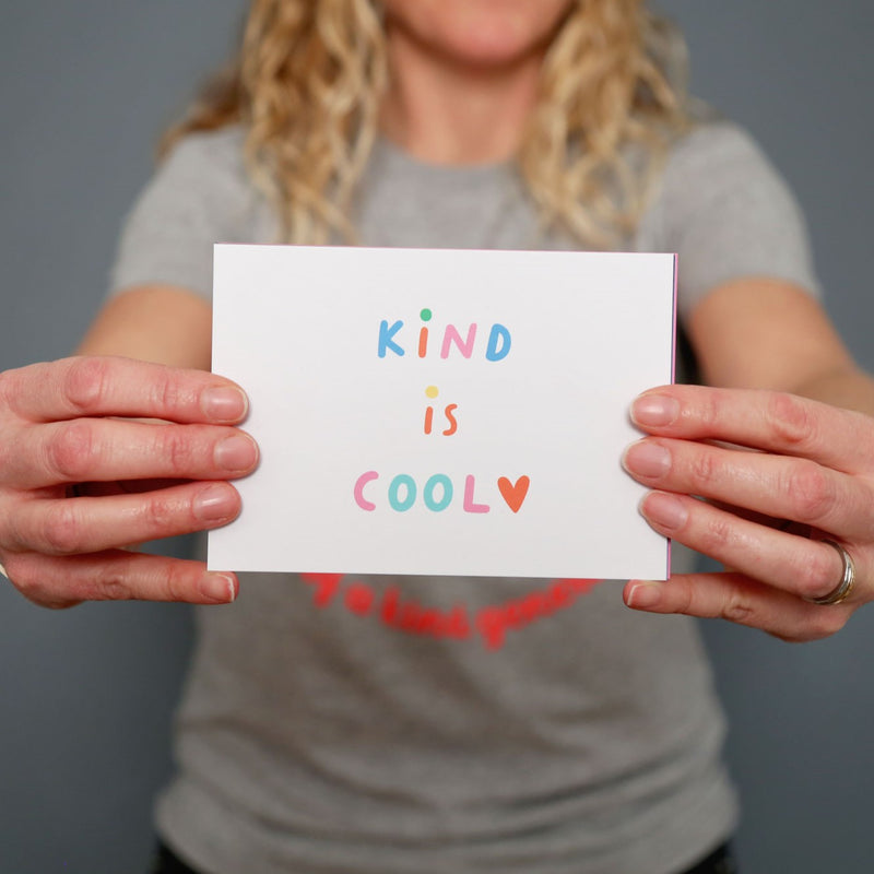 Pack of 6 Kindness postcards - The Kindness Co-Op Children's Clothing & Gifts