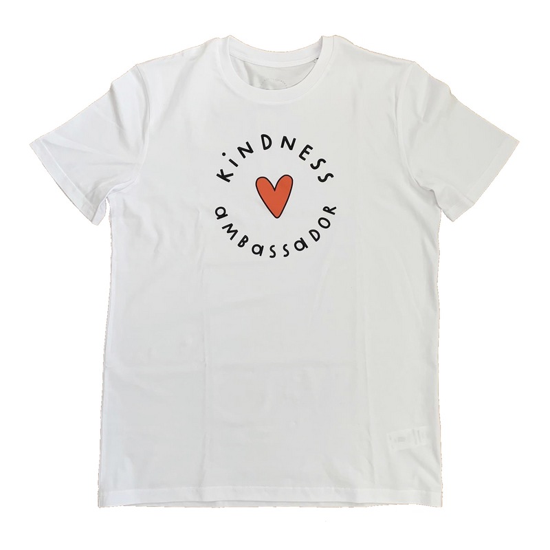 Adults Kindness Ambassador Short Sleeve T-shirt - The Kindness Co-Op Children's Clothing & Gifts