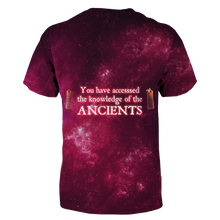 Ancient Pillar T-Shirt - dankmemesgang