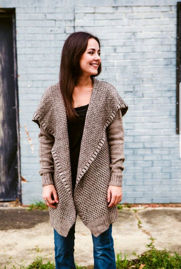 Rainy day sweater - Boutique121