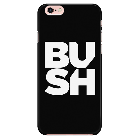 Stacked Logo iPhone 7/7s/8 Case