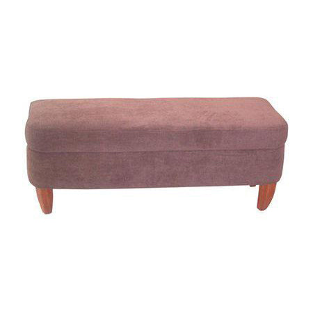 Bed end legs ottoman