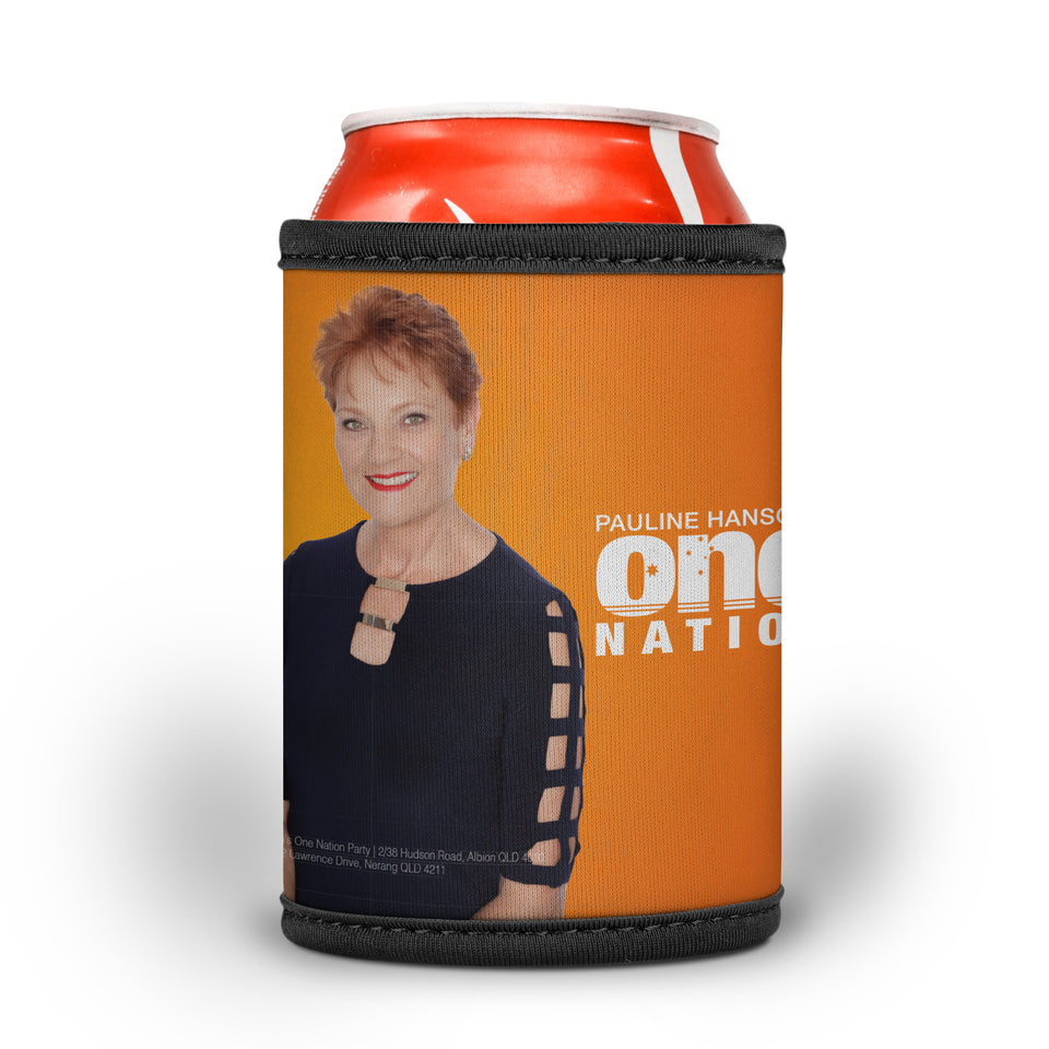 One Nation Stubby Cooler