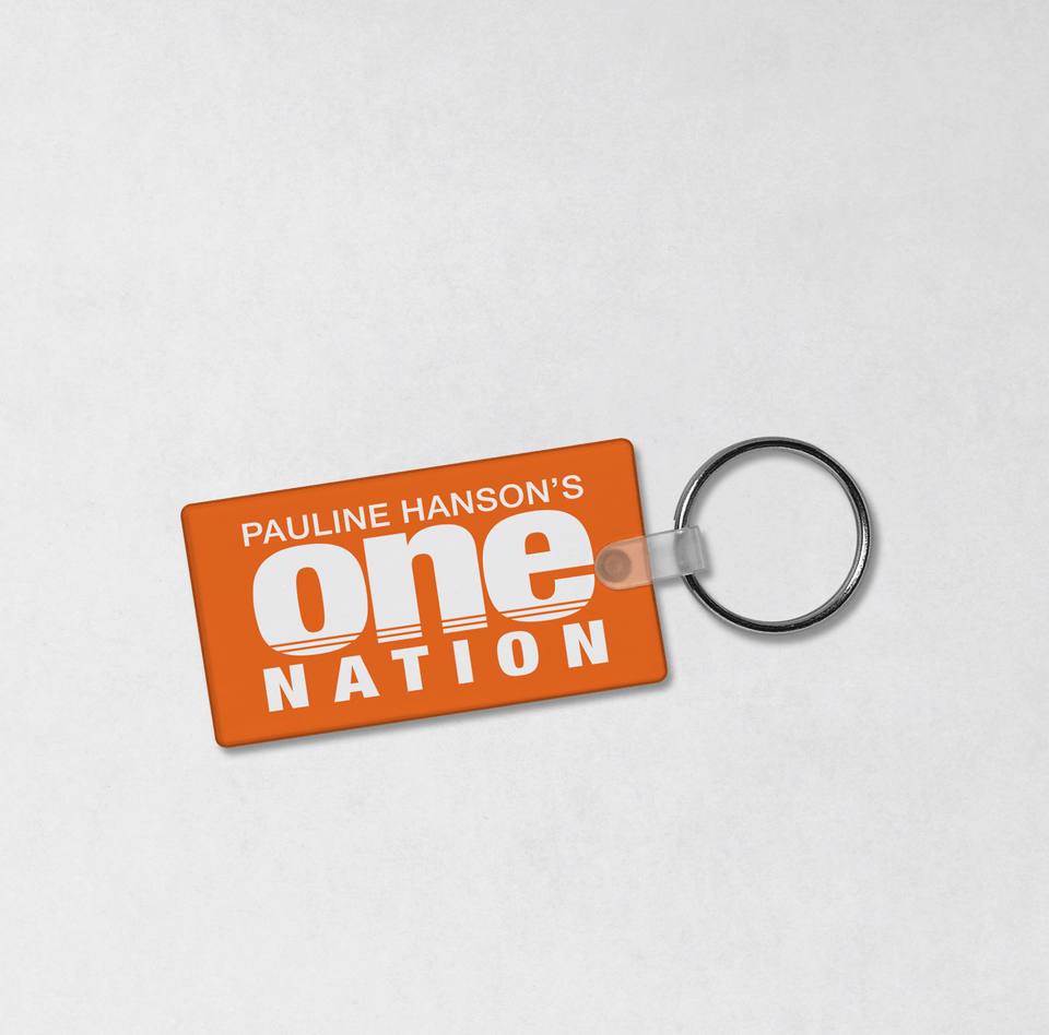Supporter Key Ring