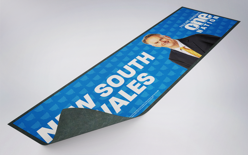 New South Wales Bar Runner