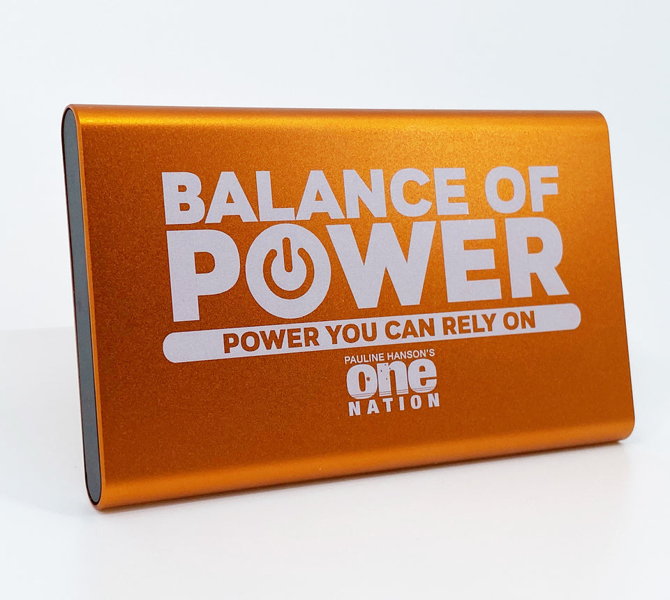 The Balance of Power Pack