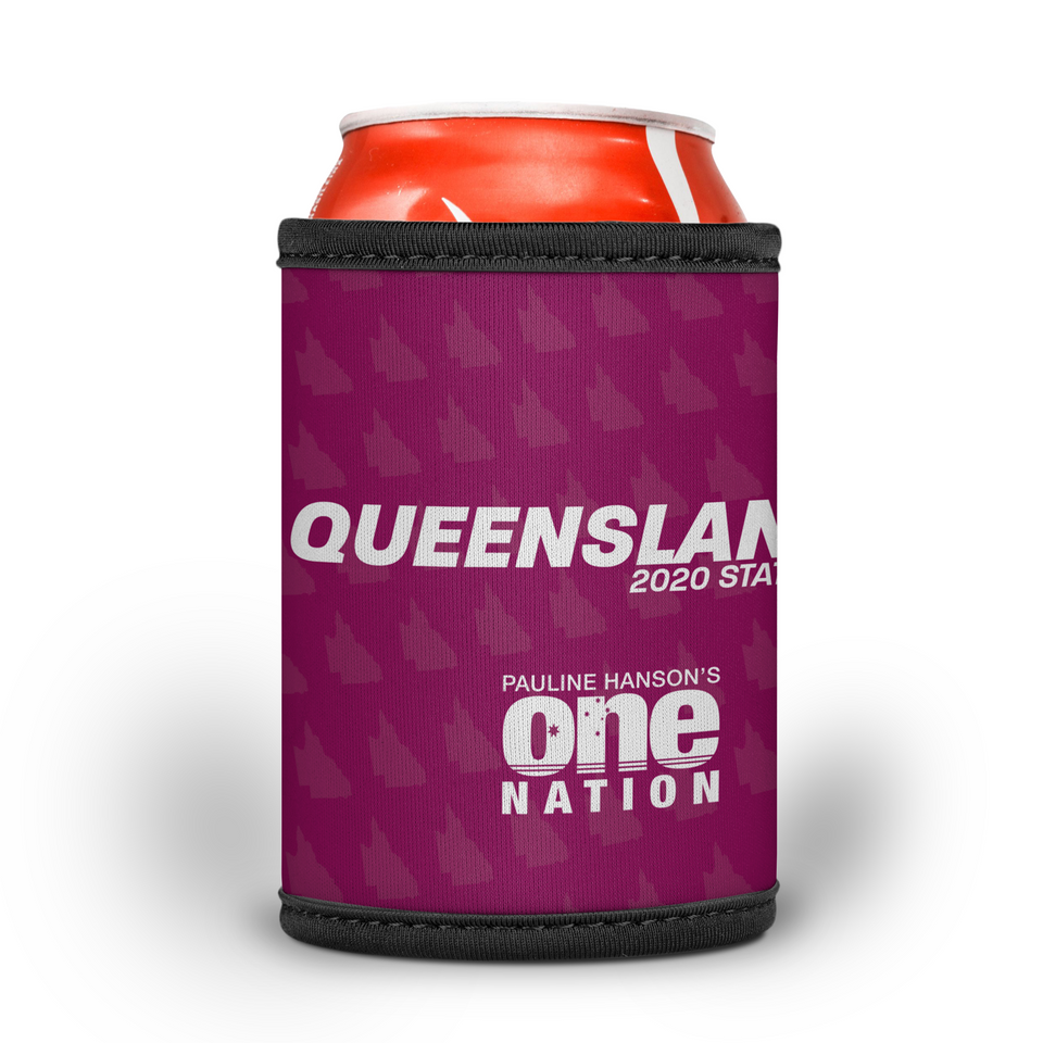 Queenslander Stubby Cooler