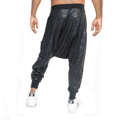 'Damon' Sequin Pants - Who Cares Why Not