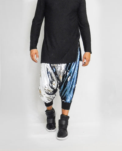 'Elton' Sequin Pants - Who Cares Why Not