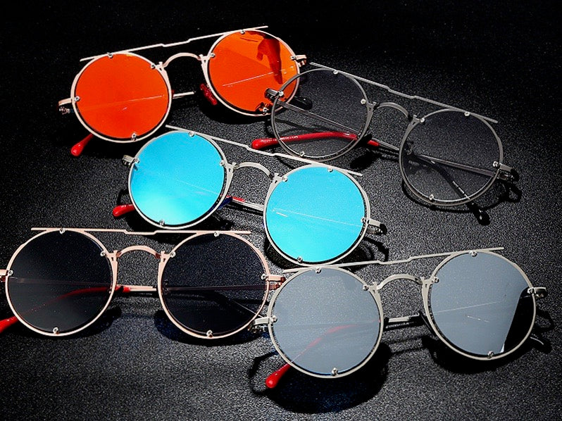 'OBJEKTIV' Sunglasses - Who Cares Why Not