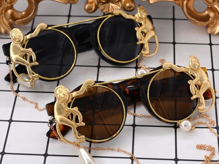 'MONKEY TEARS' Sunglasses