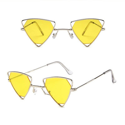 'TRIANGULO' Sunglasses - Who Cares Why Not