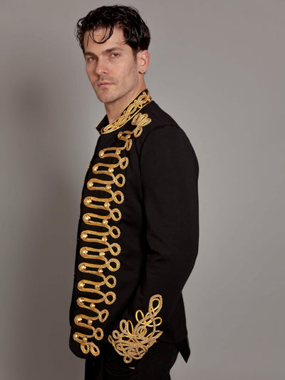 'Bonaparte' Jacket - Who Cares Why Not