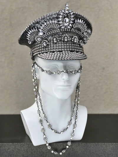 Crowning Glory in Crystal Gunmetal - Who Cares Why Not