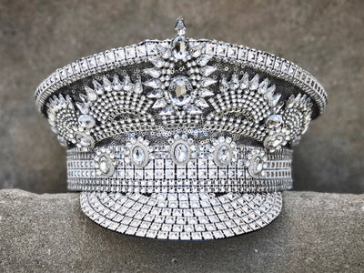 Crowning Glory in Silver - Who Cares Why Not