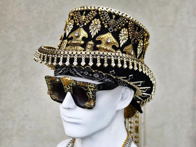 'El Dorado' Top Hat - Who Cares Why Not