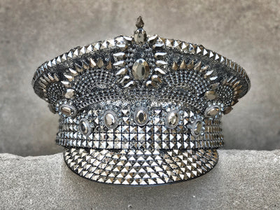 Crowning Glory in Gunmetal - Who Cares Why Not