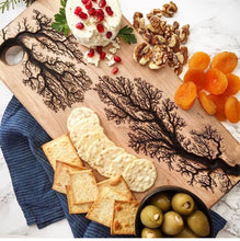 The Perfect Wedding Gift. Electroctued Personalized Wedding Charcuterie Plank