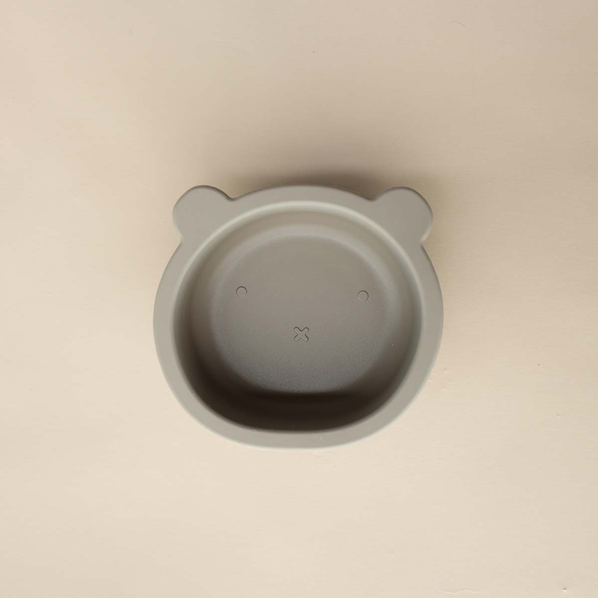 Bear Silicone Suction Bowl