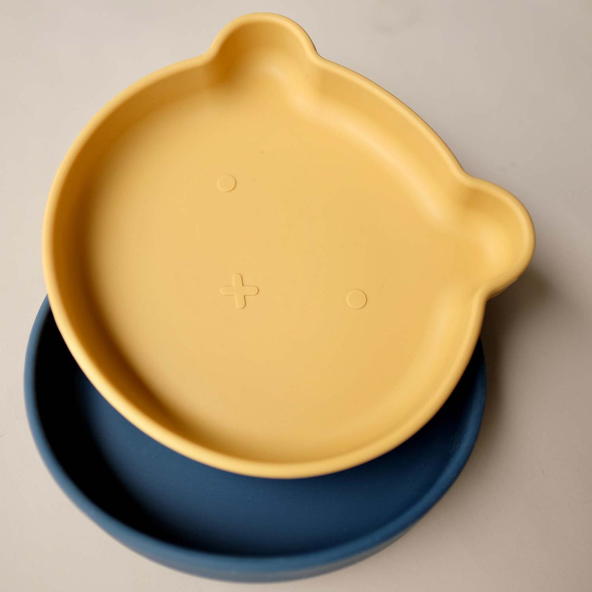 Bear Silicone Suction Plate