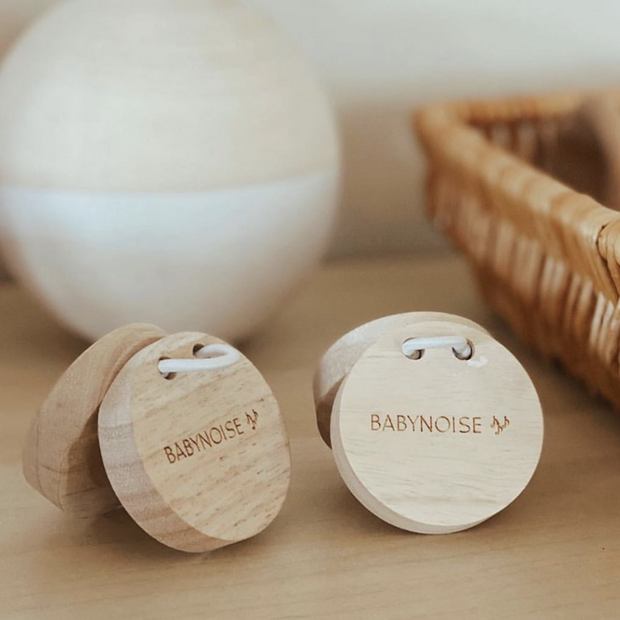 Wooden Castanets Toy