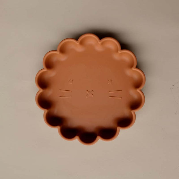 Lion Silicone Suction Plate