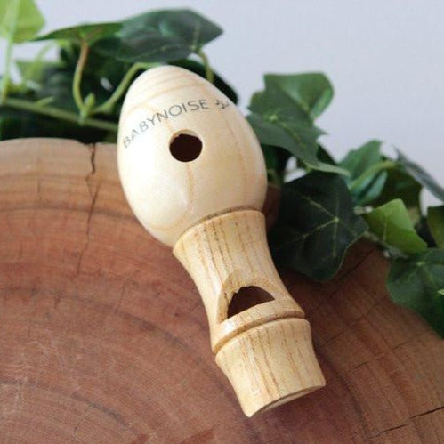 Wooden Bird Whistle Toy
