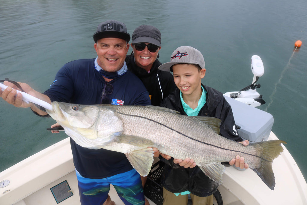 Florida East Coast Summer Snook Fishing trips