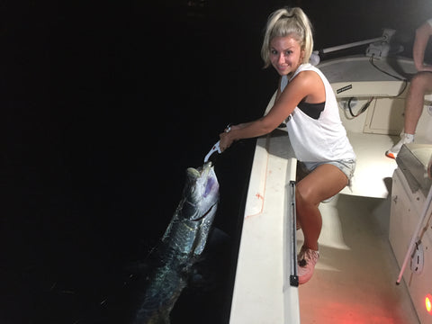 Glorious Family Tarpon and Snook Trip!