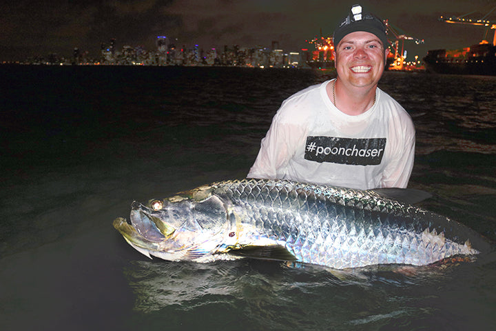 Miami Tarpon Fishing Report