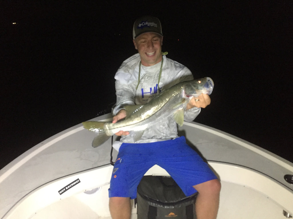 Summer Snook Between Friends