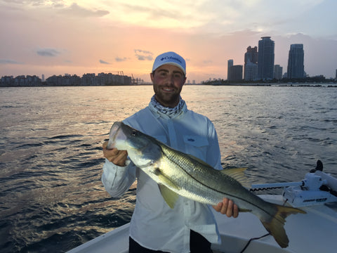 Miami Tarpon and Snook Fishing Report