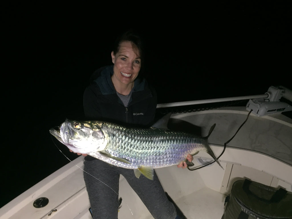 What a Miami Tarpon Fishing Family Trip!