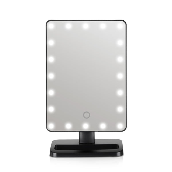 LUR-J05 : Starbrigh Mirror for Desktop-Black, White, Pink