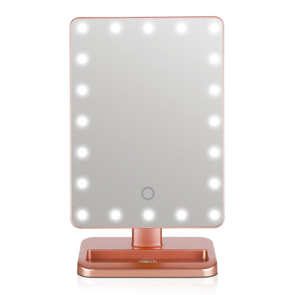 LUR-J05N : Starbright Mirror for Desktop-Rosegold