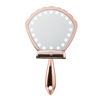 LUR-Shell : LED Shell Shock Mirror-Rose Gold