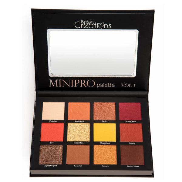 E12PA : Beauty Creations Mini Pro Vol.1 Eyeshadow Palette Wholesale-Cosmeticholic