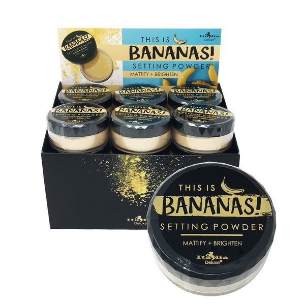 ITA-121 : Banana Setting Powder 2 DZ