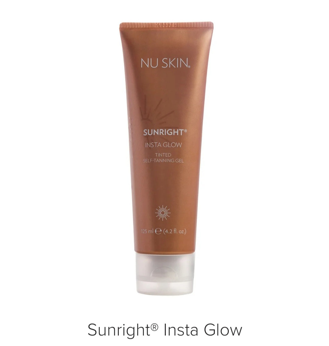 Sunright Insta Glow Sunless Tanner Lotion