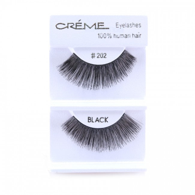 The Creme Shop Human Hair Eyelashes 202 Lowest Wholesale Price