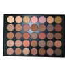 ITA2035-2 : Eyecandy Colors Natural Matte & Glow 35 Color Eyeshadow Palette 6 PC