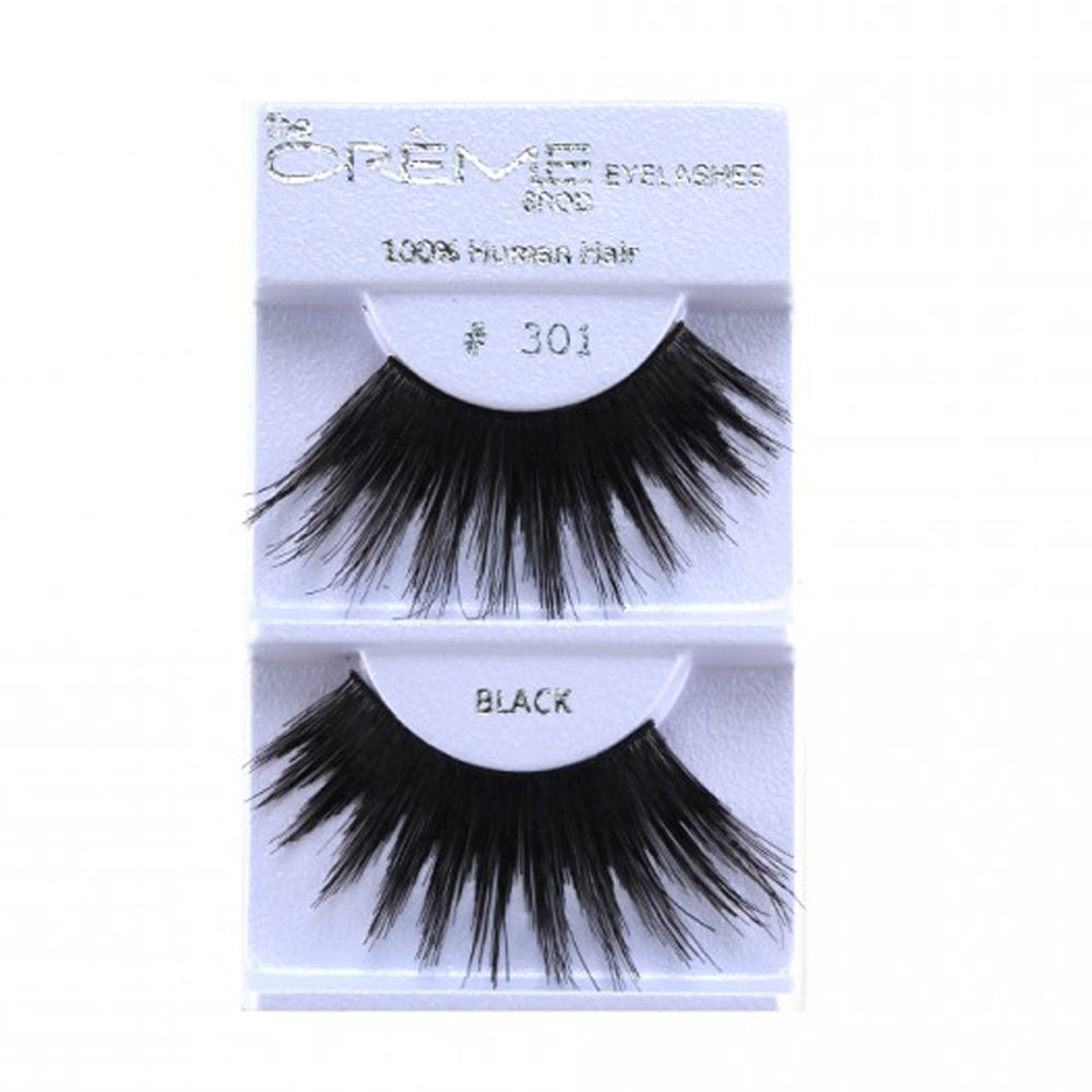 The Creme Shop Human Hair Eyelashes 301 Lowest Wholesale Price