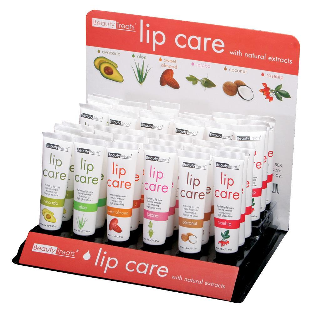 BT-508 : Lip Care with natural extracts 3 DZ