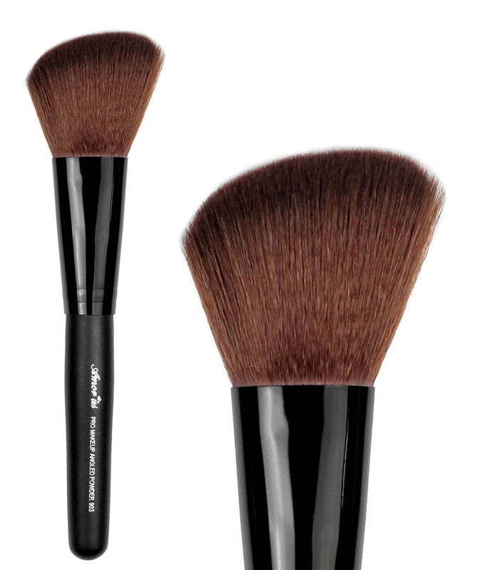 AM-BR903 : Professional Deluxe Angled Contour Brush 1 DZ