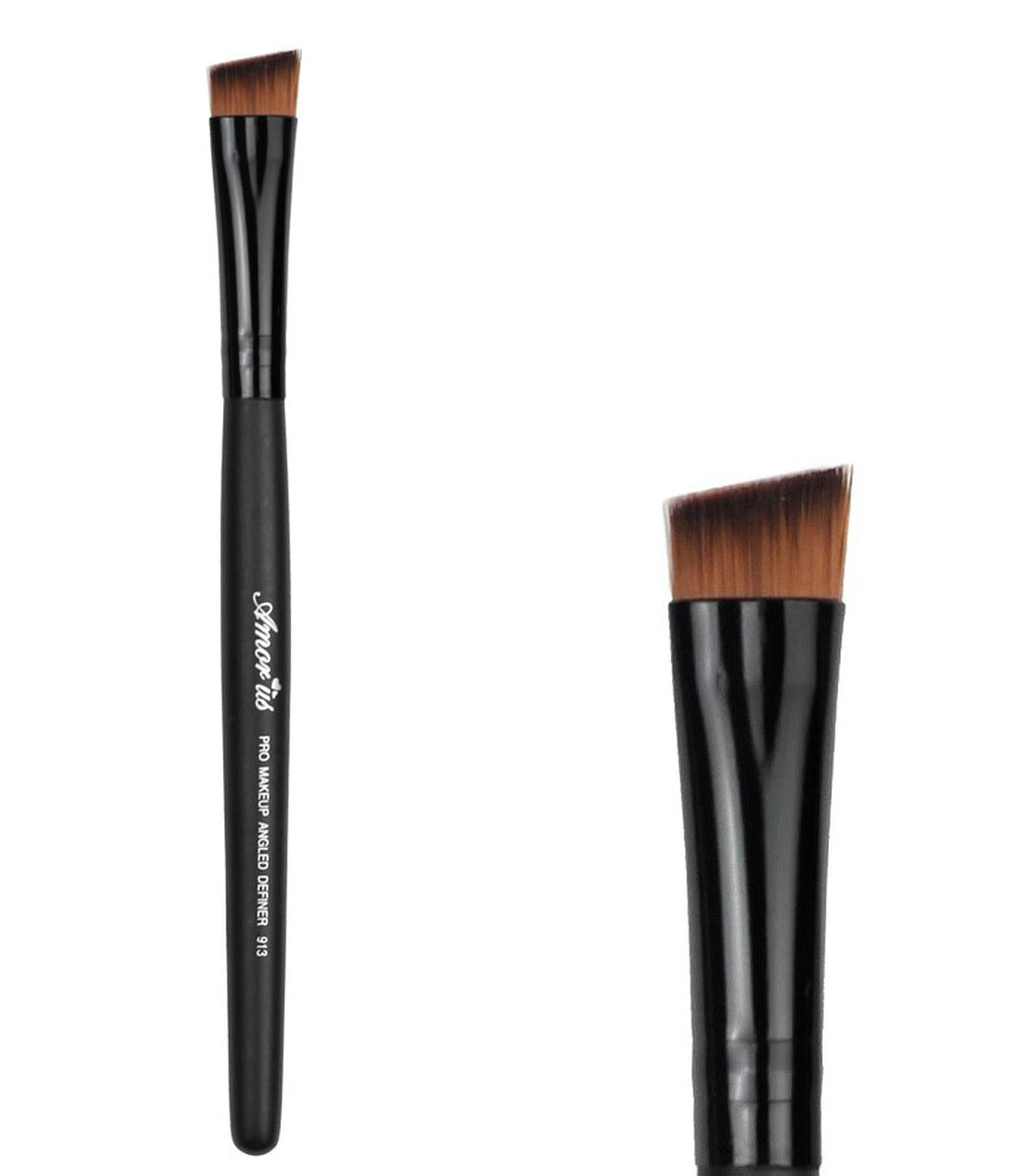 AM-BR913 : Professional Angled Definer Brush 1 DZ