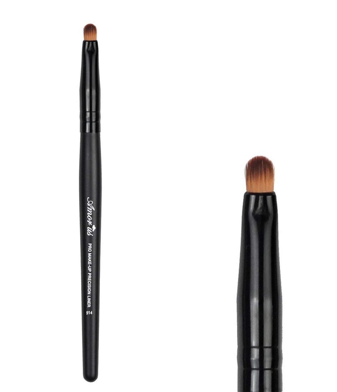 AM-BR914 : Professional Deluxe  Precision Lip Brush