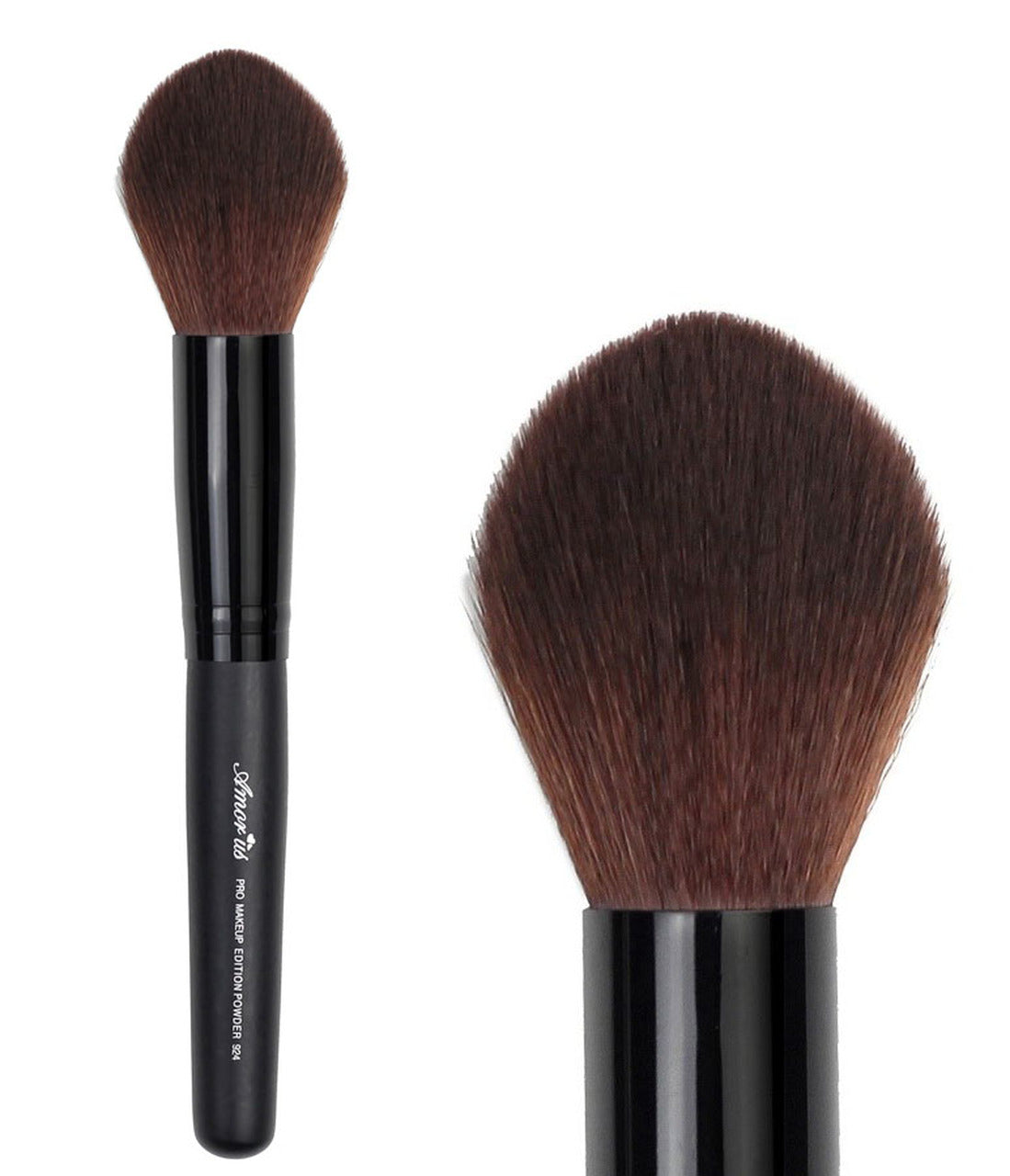 AM-BR924 : Professional Deluxe Pointed Powder Brush 1 DZ