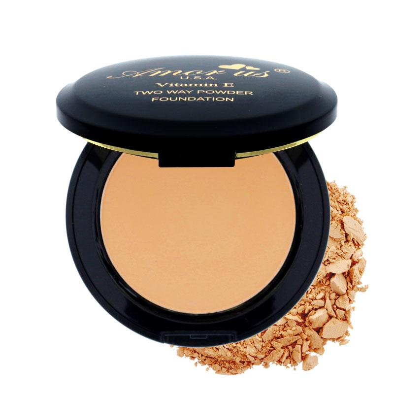 AM-FD : Two-Way Pressed Powder Foundation 6 PC