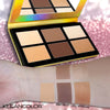 BH740-1 : Kleancolor Sculpt & Glow Kit Swatches Wholesale-Cosmeticholic