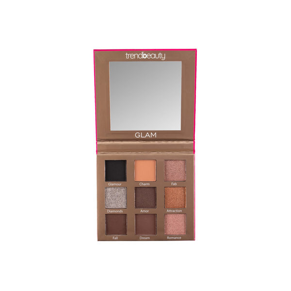 TB-EBL9B: Boss Babe 9 Color Eyeshadow - Glam 1 DZ